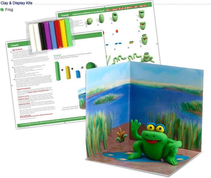 Kit Closeup: Frog