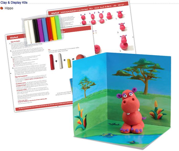 Kit Closeup: Hippo