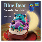 Blue Bear: Wants to Sleep