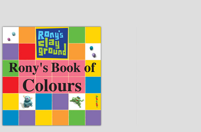 Sneak Peak: Book of Colours - 1