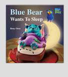 Sneak Peak: Blue Bear Wants to Sleep - 1 - Thumbnail