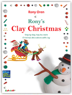 Secrets of Clay™ - Rony's Clay Christmas