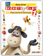 Secrets of Clay™ 1 - Pets & Farm Animals