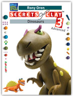 Secrets of Clay™ 3: Dinosaurs