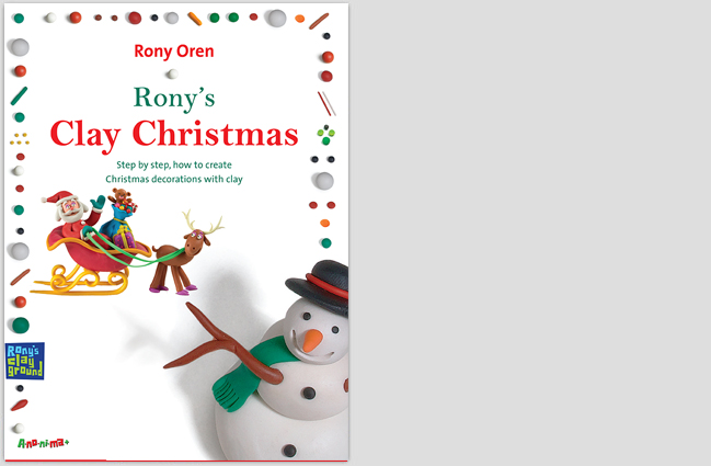 Sneak Peak: Rony's Clay Christmas